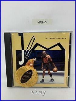 Michael Jackson Jam Heavy D Rap-7 Mixes-michael Jordan Promo CD Rare Esk 74333