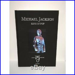 Michael Jackson KING OF POP Early Serial World Limited Book Certificate Rare