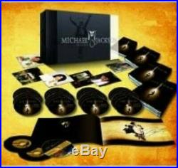 Michael Jackson King Of Pop Rare Limited Edition 35 Disc Box Set Live Freesh
