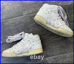 Michael Jackson LA Gear Size 8 Billie Jean Sneakers Women's White Rare