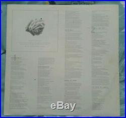 Michael Jackson LP Invincible Rare Original Double Vinyl 2001