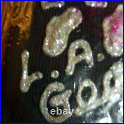 Michael Jackson L. A. Gear Original 1989 Official Socks in Sealed Pack RARE