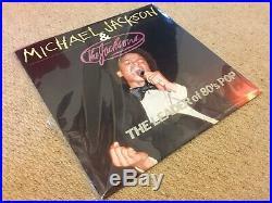 Michael Jackson Leader Of 80s Pop rare Japan Promo Lp