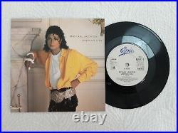 Michael Jackson Liberian Girl Mobile Star Pack. Rare