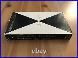 Michael Jackson Mega Rare Black Or White UK Promo only VHS Exclusive Sleeve WOW