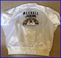 Michael Jackson Mega rare Japan Tour 88 Promo Jacket