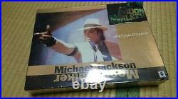 Michael Jackson Moonwalker Unopened Puzzle Japan Item Very Rare