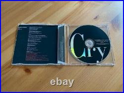 Michael Jackson Official CRY Promo CD Thai Mega Rare Thailand only SAMP 123 WOW