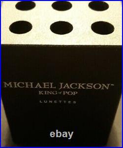 Michael Jackson Official Promo Demo Only Desk 9 Pencil Pen Holder Ultra Rare