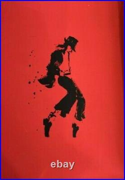 Michael Jackson Photo Book Large Format Rare Edition MJ OPUS