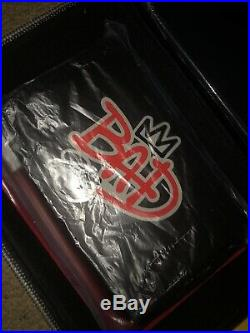 Michael Jackson RARE Bad 25 Deluxe Suitcase Collectors Edition 3 CD DVD Shirt 7