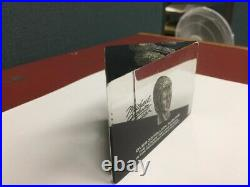Michael Jackson Rare Acrylic 3-D Paperweight
