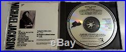 Michael Jackson Rare BAD 12 Track CD with Hidden Track Todo Mi Amor Eres Tu