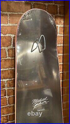 Michael Jackson Rare Deck Skateboard