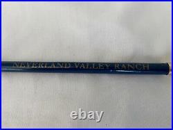 Michael Jackson Really Rare Orginal Pencil Neverland Valley Ranch Fedora Signed