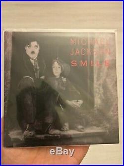 Michael Jackson SMILE cardsleeve no promo MEGA RARE