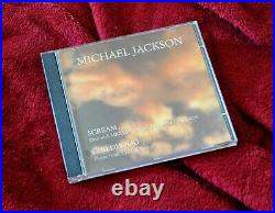 Michael Jackson Scream promo Brazil MEGA RARE History Dangerous Smile
