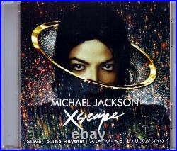 Michael Jackson Slave To The Rhythm Japan Promo CD Single Maxi Escape MEGARARE