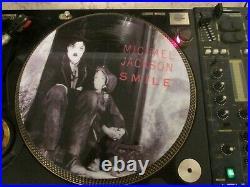 Michael Jackson - Smile Ultra Rare 12 PD LP
