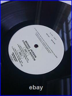 Michael Jackson Stranger in Moscow 12'' Vinyl PROMO UK 1995 rare
