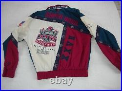 Michael Jackson Super Bowl XXVII Official Stuff Promo 1993 Jacket Mega Rare