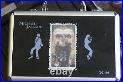 Michael Jackson The Ultimate Collection 33 DVD / CD Box Set 2004 Very Rare