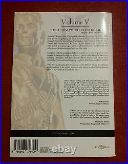 Michael Jackson The Ultimate Collector Book Volume V Rare