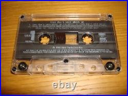Michael Jackson They Don't Care About Us Malaysia Cassette Single Tape MEGA RARE