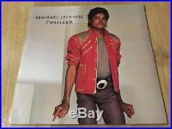 Michael Jackson Thriller 12 Rare Australian 1983 ES 12088 Very Limited Print