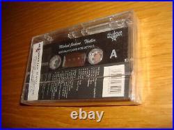Michael Jackson Thriller 25th Anniv Saudi Arabia Cassette Album Sealed Mega Rare