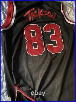 Michael Jackson Thriller Basketball Jersey Rare