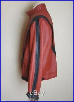 Michael Jackson Thriller Jacket/Vintage 1980's/Genuine Quality Leather/Rare Find
