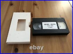 Michael Jackson ULTRA Rare Remember The Time + MTV + AD. Promo Only VHS XPV0004