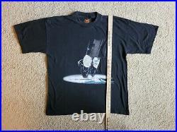 Michael Jackson Vintage Authentic Original Rare History Tour T-Shirt Large
