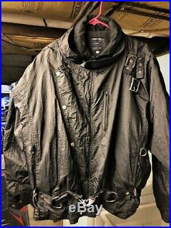 Michael Jackson Vintage BAD tour jacket (rare, staff only issue)