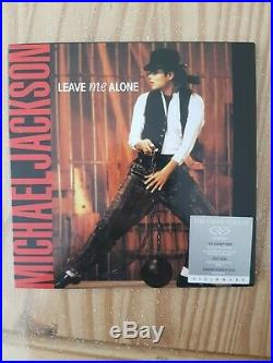 Michael Jackson Visionary Box Set Complete Collectable Mint Rare Liited Edition