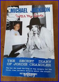 Michael Jackson Was My Lover classic, extremely rare, extremely detailed exposé