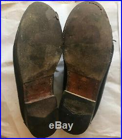 Michael Jackson Worn Live Concert Shoes Not Signed Authentic Loafers Rare Loa