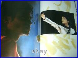 Michael Jackson in Japan Photo Book 1987 Rare