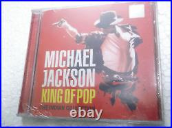 Michael Jackson mj King Of Pop Indian Collection 2 CD 2016 RARE INDIA NEW ORIG