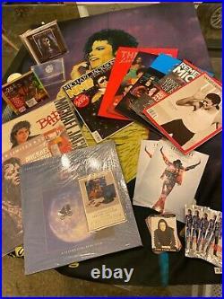 Michael Jackson rare collectors pack