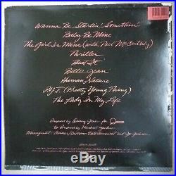 Michael Jackson signed autograph Thriller LP Album rare no promo