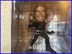 NIB Michael Jackson Bad vinyl figure 50th anniversary New Rare