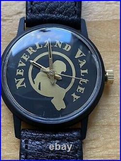 Neverland Valley Ranch Watch Michael Jackson Very Rare Orginal Signed
