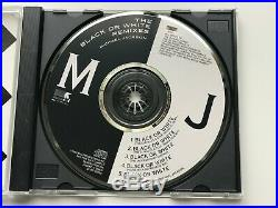 New Michael Jackson The Black Or White Remixes Japan Promo CD Rare