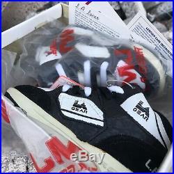 Nib Rare Michael Jackson Moon Rocker High Shoes L. A. Gear W Box/paper 1990