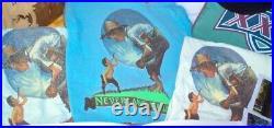 ORIGINAL vintage Neverland Valley Ranch T shirt michael jackson RARE