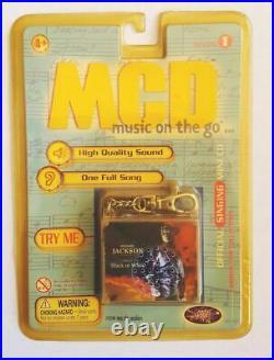 Official Michael Jackson HISTORY Singing MiniCD MCD/Keyring RARE SEALED
