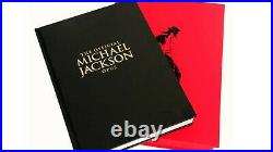 Official Michael Jackson Opus Book 1st Edition RARE MINT