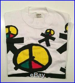 Original Olodum T-shirt Extremely Rare! First Edition Michael Jackson